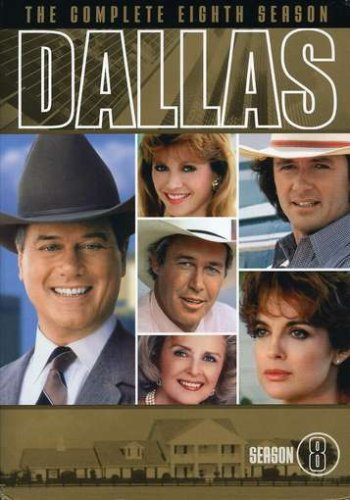 Dallas: The Complete Seasons 1-8