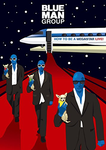How to Be a Megastar Live! (DVD with CD)