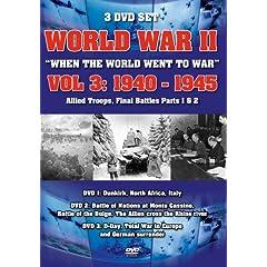 World War II: When the World Went to War, Vol. 3 - 1940-1945