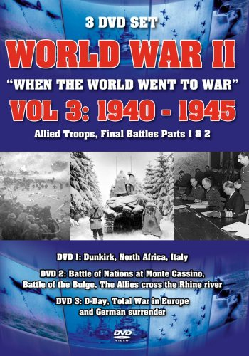 World War II: When the World Went to War, Vol. 3 - 1940-1945