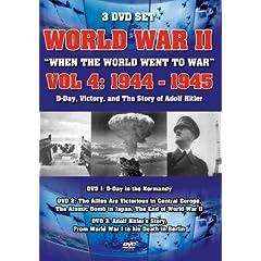 World War II: When the World Went to War, Vol. 4 - 1944-1945