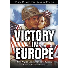 They Filmed the War in Color: Victory in Europe