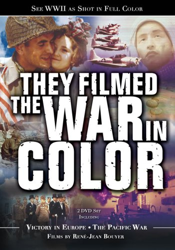 They Filmed the War in Color