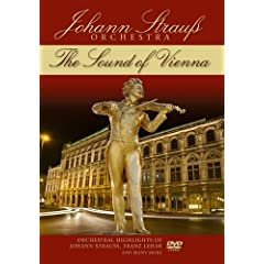 The Sound of Vienna: Orchestral Highlights of Johann Strauss