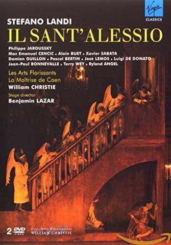 Stefano Landi - Il Sant'Alessio / Jaroussky, Cencic, Guillon, Bertin, Les Arts Florissants, Christie, Lazar (Th��tre de Caen 2007)