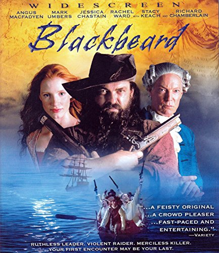 Blackbeard [Blu-ray]