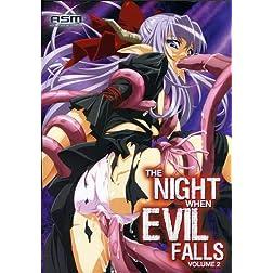 Night When Evil Falls, Vol. 2