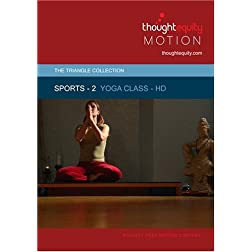 Sports 2 - Yoga Class [HD] (Royalty Free Motion Video)