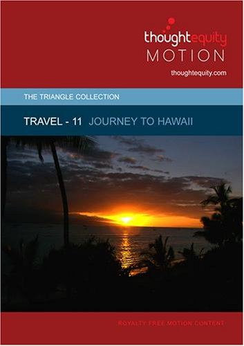 Travel 11 - Journey to Hawaii