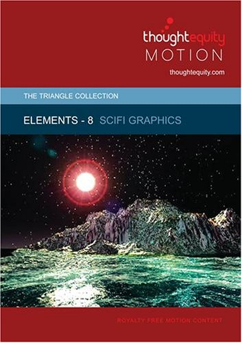 Elements 8 - SciFi Graphics
