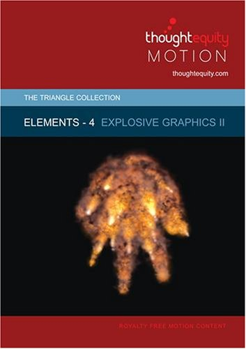 Elements 4 - Explosive Graphics II [SD] (Royalty Free Motion Video)