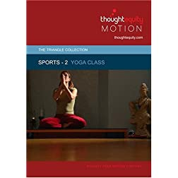 Sports 2 - Yoga Class (Royalty Free Motion Video)