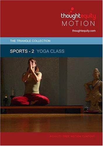 Sports 2 - Yoga Class