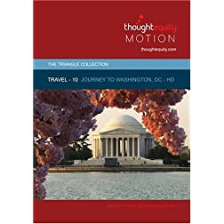 Travel 10 - Journey to Washington, D.C. [HD] (Royalty Free Motion Video)