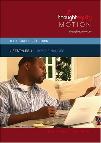 Lifestyles 11 - Home Finances (Royalty Free Motion Video)