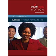 Business 7 - Group Portraits [HD] (Royalty Free Motion Video)
