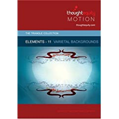 Elements 11 - Varietal Backgrounds (Royalty Free Motion Video)