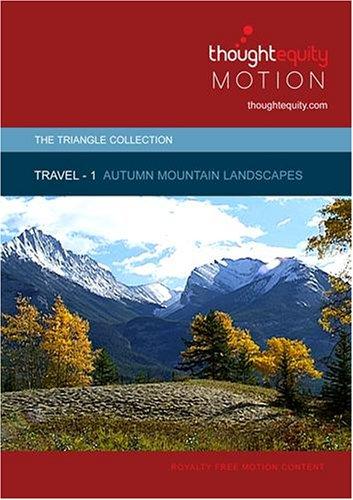 Travel 1 - Autumn Mountain Landscapes