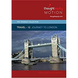 Travel 12 - Journey to London (Royalty Free Motion Video)