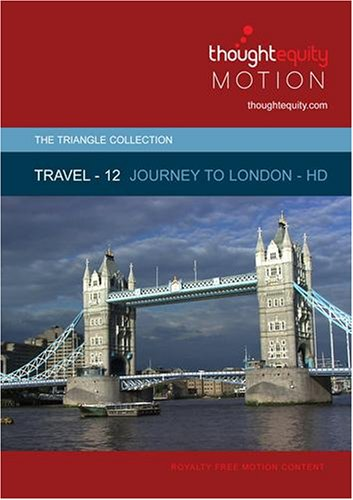 Travel 12 - Journey to London [HD]