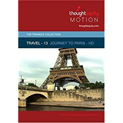 Travel 13 - Journey to Paris [HD] (Royalty Free Motion Video)