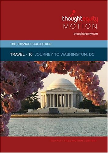 Travel 10 - Journey to Washington, D.C. (Royalty Free Motion Video)