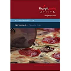Restaurant 3 - Pizzeria Prep (Royalty Free Motion Video)
