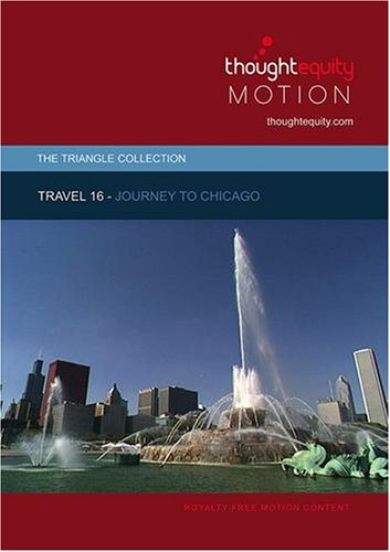 Travel 16 - Journey to Chicago (Royalty Free Motion Video)