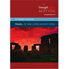 Travel 3 - Time Lapse Ancient Sites (Royalty Free Motion Video)