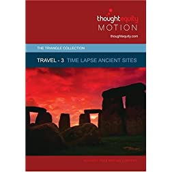 Travel 3 - Time Lapse Ancient Sites