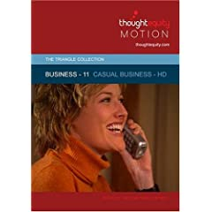 Business 11 - Casual Business [HD] (Royalty Free Motion Video)