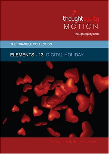 Elements 13 - Digital Holiday (Royalty Free Motion Video)