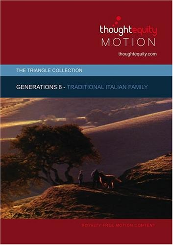 Generations 8 - Traditional Italian Family