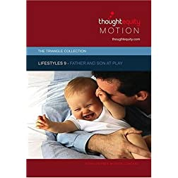 Lifestyles 9 - Father and Son at Play