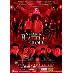 Shake Rattle and Roll 9 - Philippines Filipino Tagalog DVD Movie