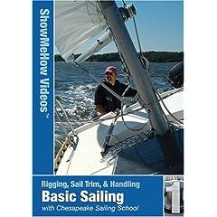 Basic Sailing Skills, with Chesapeake Sailing School, Show Me How Videos