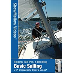 Basic Sailing Skills, with Chesapeake Sailing School, Show Me How Videos
