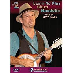Learn To Play Blues Mandolin #2