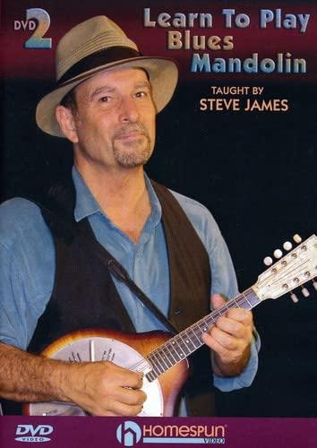 Learn To Play Blues Mandolin #2