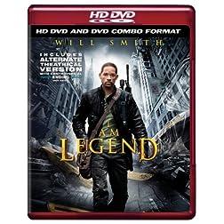 I Am Legend (Combo HD DVD and Standard DVD) [HD DVD]
