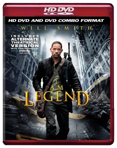 I Am Legend (Combo HD DVD and Standard DVD) [HD DVD]