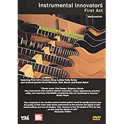 Instrumental Innovators 7: First Act