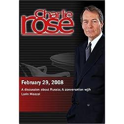Charlie Rose (February 29, 2008)