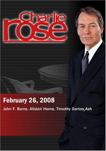 Charlie Rose (February 26, 2008)