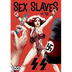 Slave Girls of the S.S. / Woman of Vengeance Grindhouse Double Feature