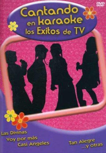 Cantando En Karaoke Los Exitos De TV