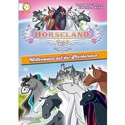 Vol. 1-Willkommen Auf Der Pferderanch