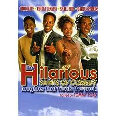 Hilarious Saints of Comedy