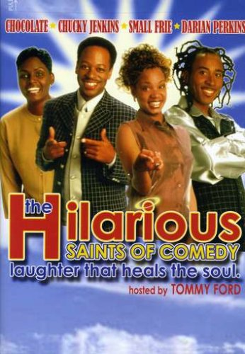 Hilarious Saints of Comedy