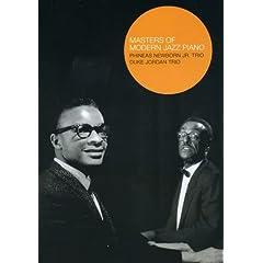 Masters of Modern Jazz Piano [Region 2]